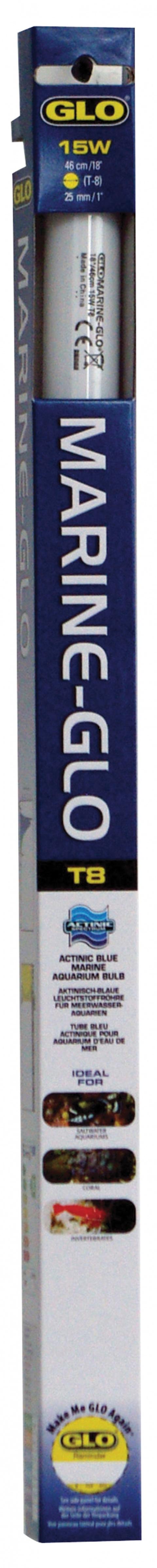 Zářivka Marine GLO T8 - 45 cm 15W
