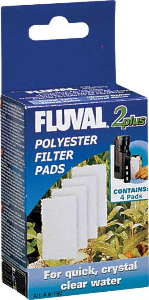 Náplň vata filtrační FLUVAL 2 Plus 4ks