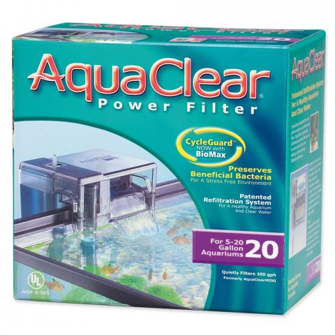 Filtr AQUA CLEAR 20 vnější title=