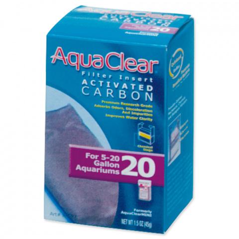 Náplň uhlí aktivní AQUA CLEAR 20 (AC mini) 45g title=