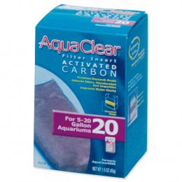 Náplň uhlí aktivní AQUA CLEAR 20 (AC mini) 45g