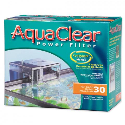 Filtr AQUA CLEAR 30 vnější title=
