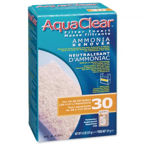 Náplň odstraňovač dusíkatých látek AQUA CLEAR 30 (AC 150) 121g title=