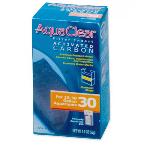 Náplň uhlí aktivní AQUA CLEAR 30 (AC 150) 55g title=