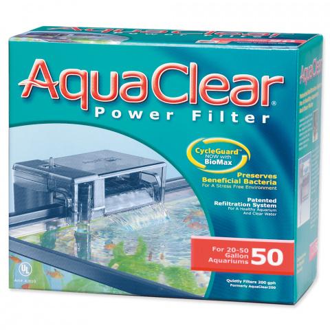 Filtr AQUA CLEAR 50 vnější title=