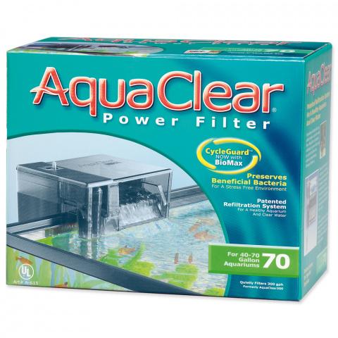 Filtr AQUA CLEAR 70 vnější title=