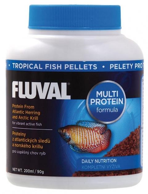 FLUVAL Tropical Pellets 200ml