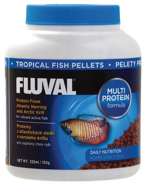 FLUVAL Tropical Pellets 325ml