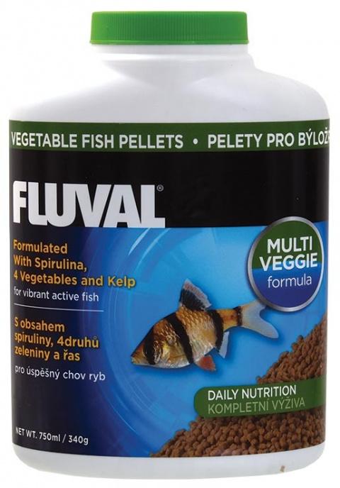 FLUVAL Vegetable Pellets 750ml