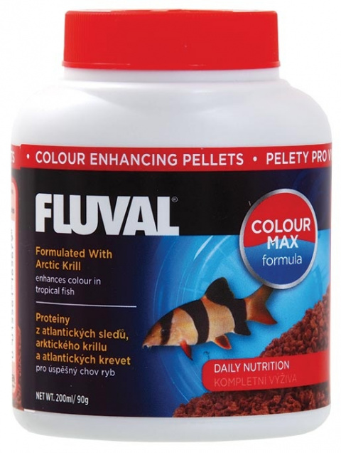 FLUVAL Color Enhancing Pellets 200ml