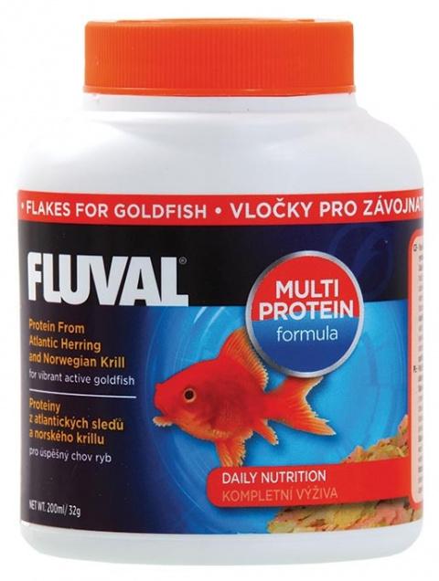 FLUVAL Goldfish Flakes 200ml
