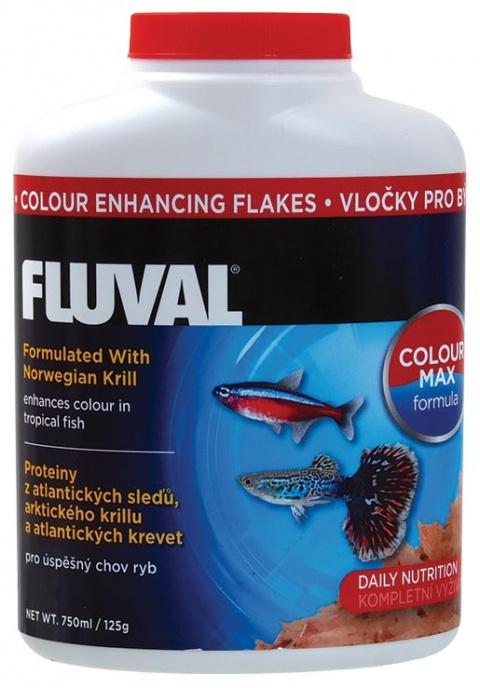 FLUVAL Color Enhancing Flakes 750ml