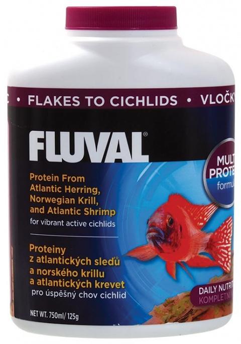 FLUVAL Cichlid Flakes 750ml