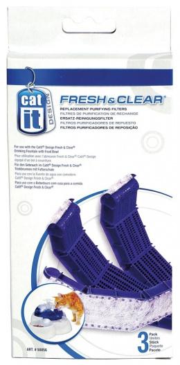 Náplň uhlíkový molitan do velké fontány CAT IT 3ks