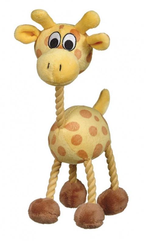 Hračka DogIt PuppyLuv Baby Giraffe