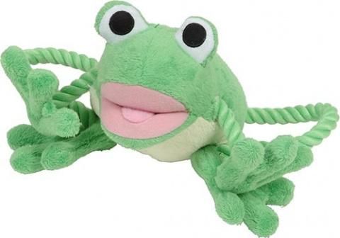 Hračka DogIt PuppyLuv Baby Frog