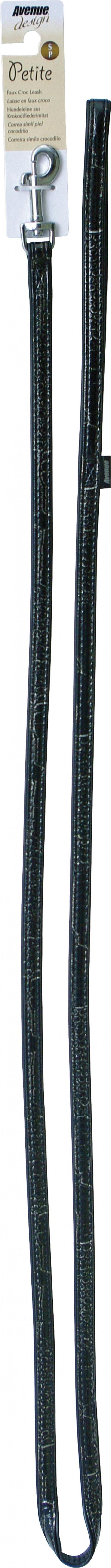 Vodítko AVENUE Petite černé 183cm