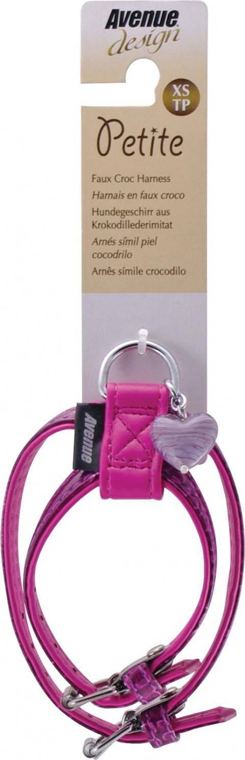 Postroj Avenue Petit fialová 11mm