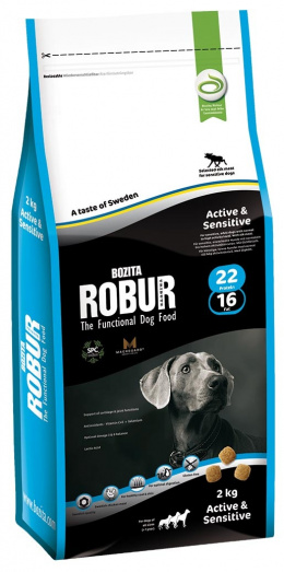 Robur Active & Sensitive