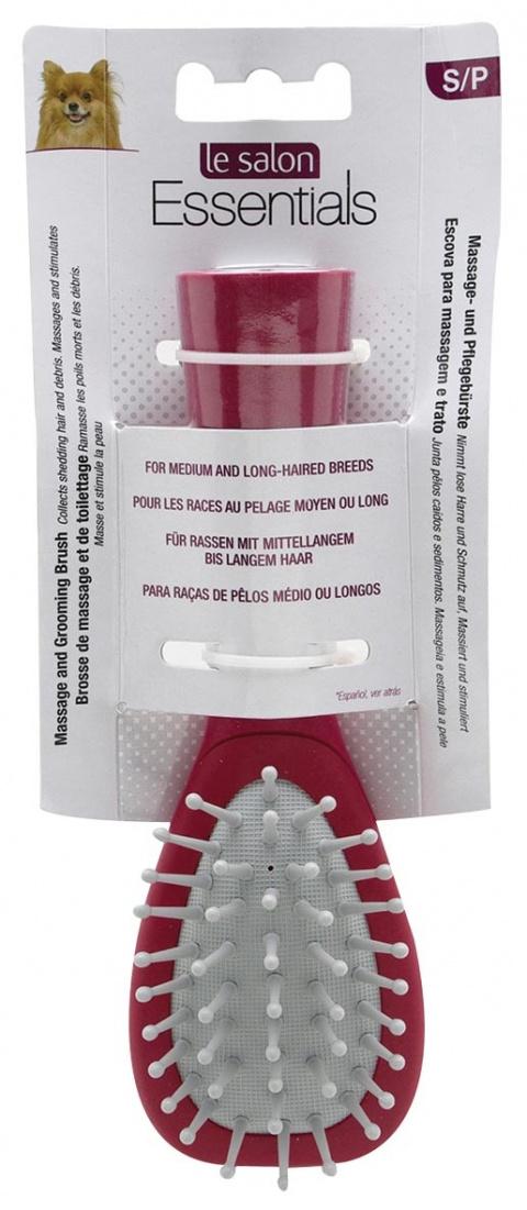 Kartáč LE SALON Essential plastové hroty malý
