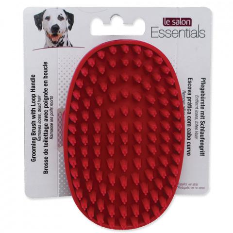 Kartáč LE SALON Essentials gumový dlaňový