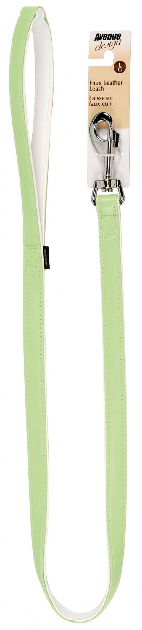 Vodítko AVENUE Elegance zelené 100 x 2 cm