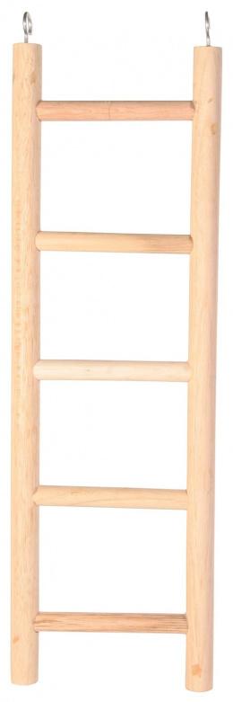 Hračka žebřík dřevěný Trixie