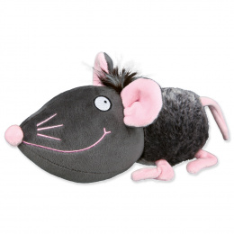 Hračka pro psy Trixie plyšová myš se zvukem 33cm