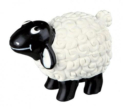 Hračka pro psy Trixie latexová ovce se zvukem 9cm