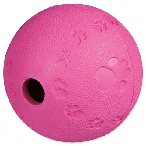 Hračka pro psy Trixie míček na pamlsky 11cm