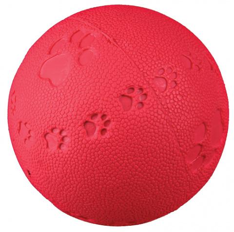 Hračka pro psy Trixie míč se zvukem 9cm