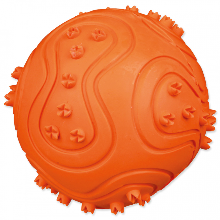 Hračka pro psy Trixie  míček se zvukem 6cm