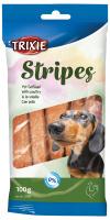 Pamlsek pro psy Trixie Stripes 100g drůbež