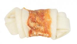 Žvýkací uzel pro psy Trixie Denta Fun s kuřecím masem 5cm*70g 5ks