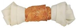 Žvýkací uzel pro psy Trixie Denta Fun s kuřecím masem 18cm*120g