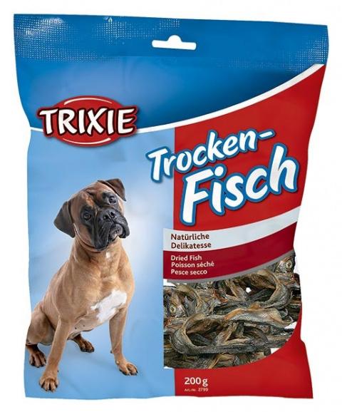 Sušené ryby pro psy Trixie 200g