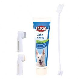 Sada zubní péče pro psy Trixie