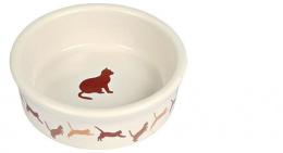 Miska keramická pro kočky Trixie 250ml *11cm