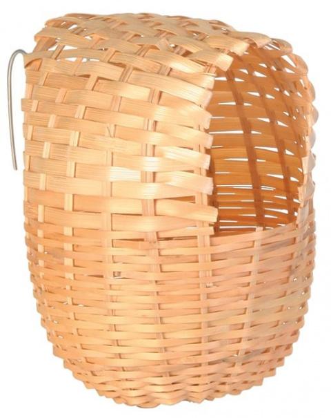Hnízdo pro ptáky bambusové Trixie 12x15cm