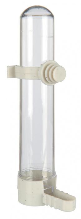 Napáječka a krmítko s dávkovačem pro ptáky Trixie 65ml *14cm