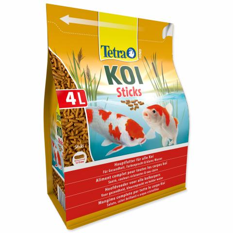 TETRA Pond Koi Sticks 4l