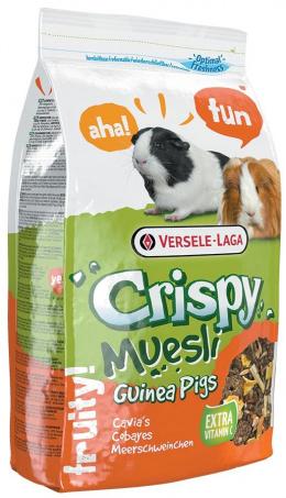 Krmivo VERSELE-LAGA Crispy Müsli pro morčata 1kg