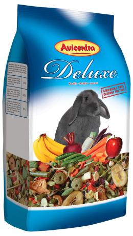 Krmivo AVICENTRA deluxe pro králíky 500g