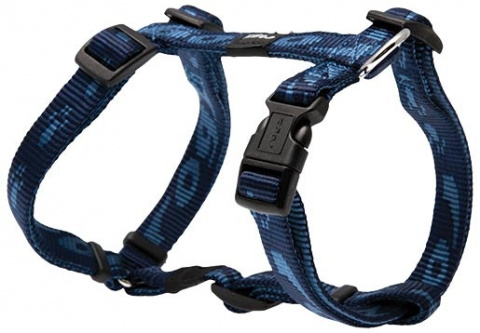 Postroj ROGZ Alpinist modrý M