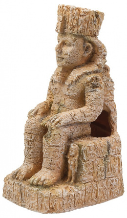 Dekorace Egyptská socha 10,3 cm