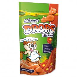 Dropsy DAFIKO mrkvové 75g