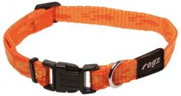 Obojek ROGZ Alpinist oranžový S