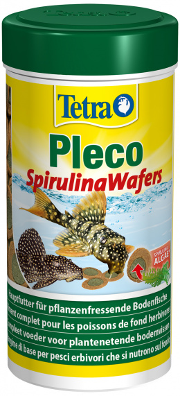 TETRA Pleco AlgaeWafers 250ml