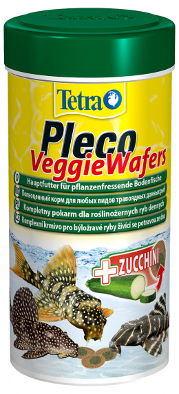 TETRA Pleco VeggieWafer 250ml