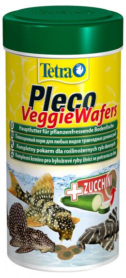 TETRA Pleco VeggieWafer 250ml